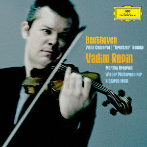 レーピン/ベートーヴェン:ヴァイオリン協奏曲・《クロイツェル・ソナタ》