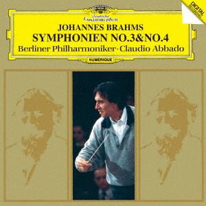 アバド/ブラームス:交響曲第3番&第4番