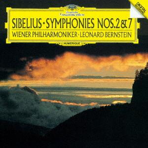 バーンスタイン/シベリウス:交響曲第2番、第7番