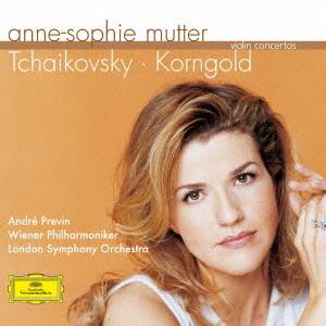 ムター/チャイコフスキー&コルンゴルト:ヴァイオリン協奏曲