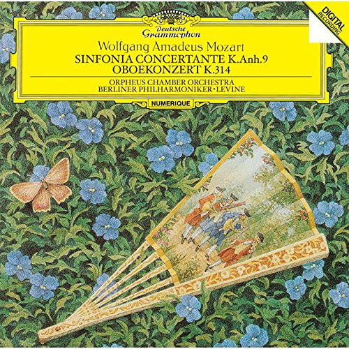 オルフェウス室内管弦楽団/モーツァルト:協奏交響曲 K.Anh.9、オーボエ協奏曲