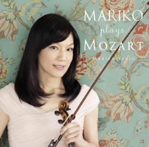 千住真理子/MARIKO plays MOZART