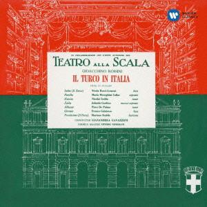 カラス/ロッシーニ:歌劇「イタリアのトルコ人」全曲