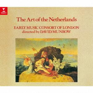 マンロウ/ネーデルランド楽派の音楽