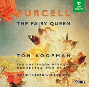 コープマン/パーセル:歌劇『妖精の女王』