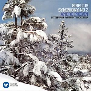 プレヴィン/シベリウス:交響曲第2番(UHQCD)