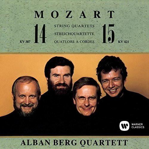 アルバン・ベルク四重奏団/モーツァルト:弦楽四重奏曲第14番、第15番 (UHQCD)