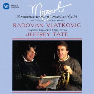 ヴラトコヴィチ/モーツァルト:ホルン協奏曲第1番〜第4番他(UHQCD)