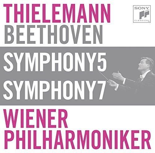ティーレマン/ベートーヴェン:交響曲第5番「運命」&交響曲第7番