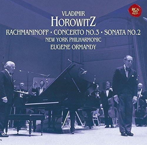 ホロヴィッツ/ラフマニノフ:ピアノ協奏曲第3番&ピアノ・ソナタ第2番