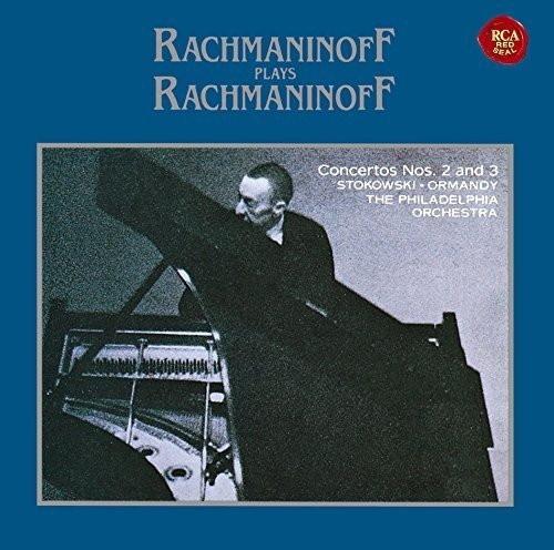 ラフマニノフ/ラフマニノフ自作自演〜ピアノ協奏曲第2番&第3番