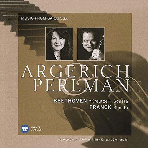 パールマン/ベートーヴェン:ヴァイオリン・ソナタ 第9番 他