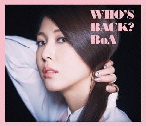 BoA/WHO'S BACK?(DVD付)