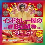 フィフィ出演:インドカレー屋のBGM