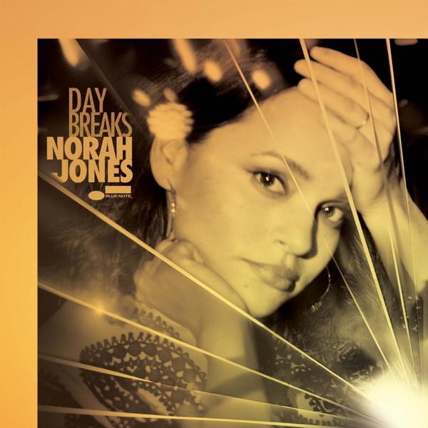 ノラ・ジョーンズ/デイ・ブレイクス(日本限定盤)【初回生産限定】(DVD付)