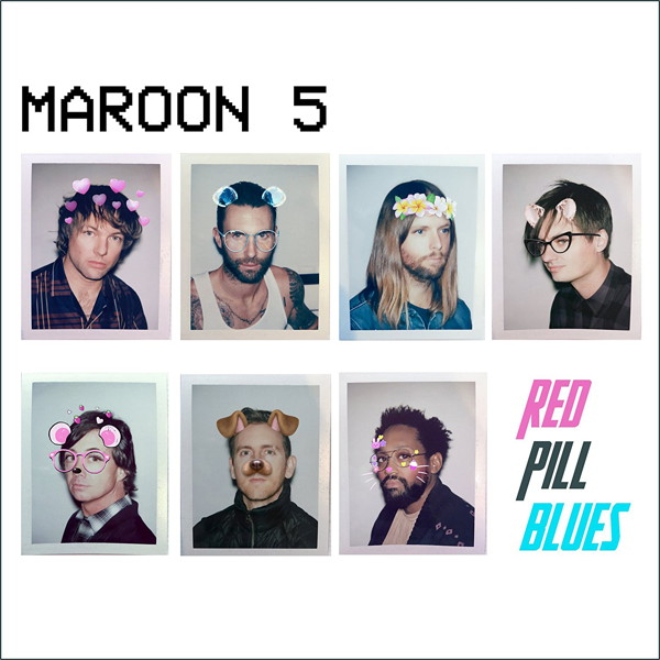 マルーン5/レッド・ピル・ブルース(デラックス盤)