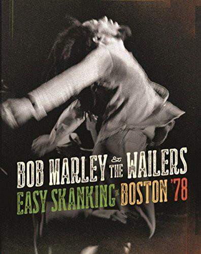 ボブ・マーリィ&ザ・ウェイラーズ/ライヴ・イン・ボストン'78(初回限定盤)(DVD付)