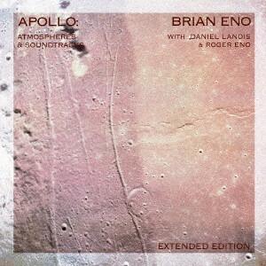 ブライアン・イーノ/アポロ(限定ハードカヴァー・ブック・エディション)(完全生産限定盤)