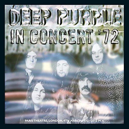 ディープ・パープル/イン・コンサート'72 2012ミックス
