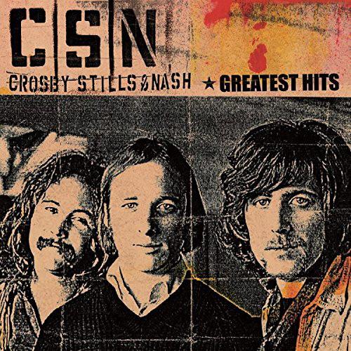 クロスビー、スティルス&ナッシュ/グレイテスト・ヒッツ