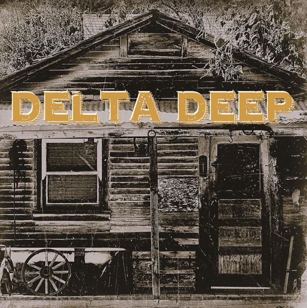 デルタ・ディープ/デルタ・ディープ【CD/日本語解説書封入】