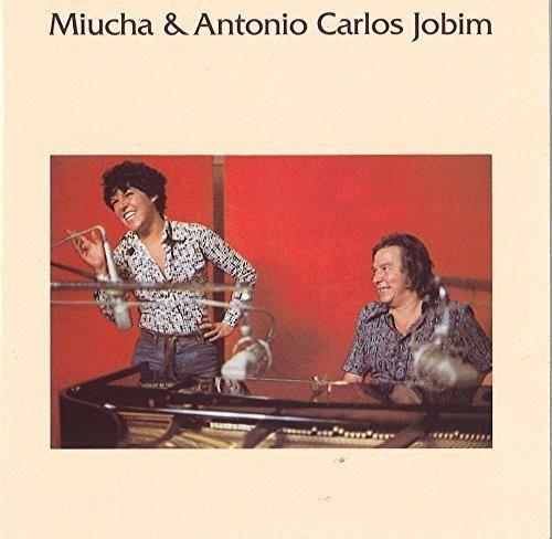 ミウシャ&アントニオ・カルロス・ジョビン/ミウシャ&アントニオ・カルロス・ジョビン