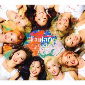 TWICE/Fanfare(初回限定盤A)(DVD付)