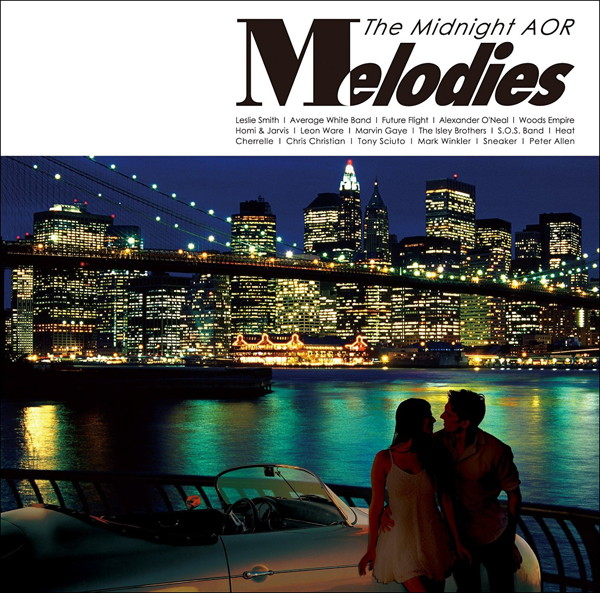 Melodies-The Midnight AOR-