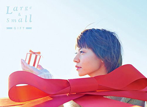 住岡梨奈/Large&Small GIFT(初回生産限定盤)