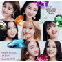 OH MY GIRL/OH MY GIRL JAPAN 2nd ALBUM(初回生産限定盤A)(DVD付)
