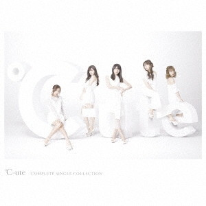 ℃-ute/℃OMPLETE SINGLE COLLECTION(初回生産限定盤A)(Blu-ray Disc付)
