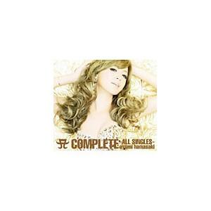浜崎あゆみ/A COMPLETE 〜ALL SINGLES〜(DVD付)