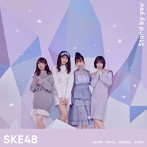 SKE48/Stand by you(TYPE-B)(初回生産限定盤)(DVD付)