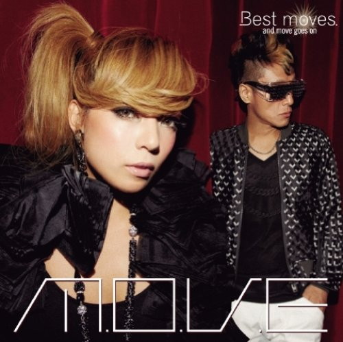 m.o.v.e/Best moves.〜and move goes on〜