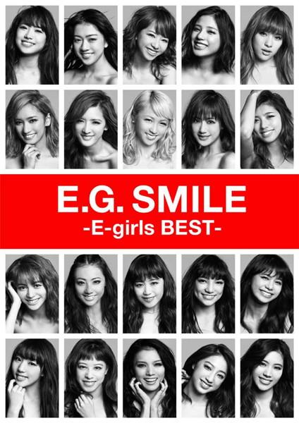 E-girls/E.G. SMILE-E-girls BEST-(2CD+3Blu-ray Disc)