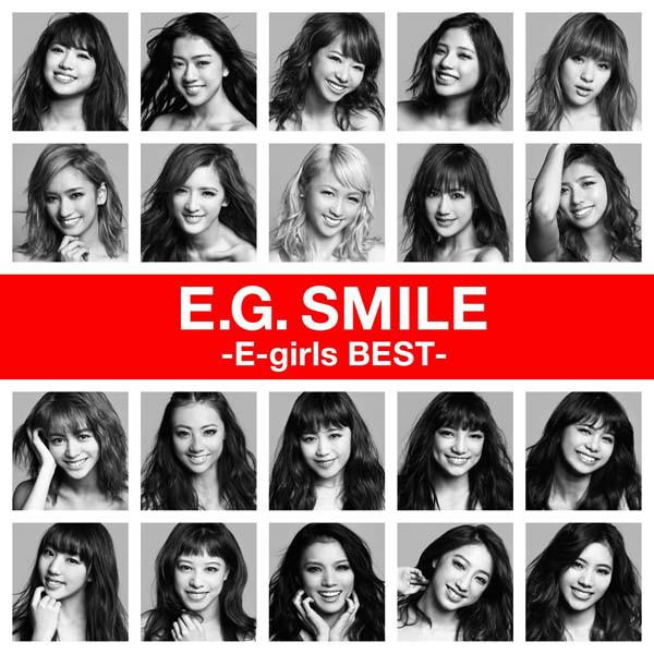 E-girls/E.G. SMILE-E-girls BEST-(2CD)