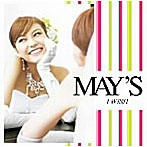 酒井彩名出演:MAY'S/I
