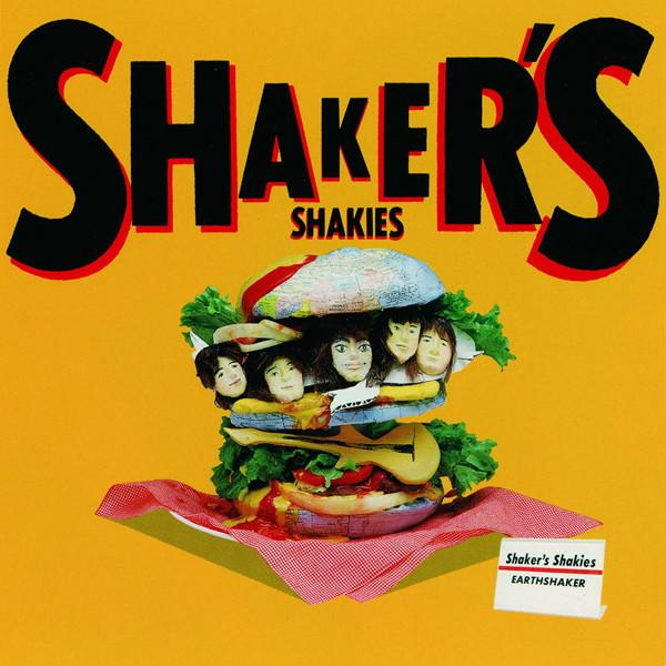 アースシェイカー/SHAKER'S SHAKIES