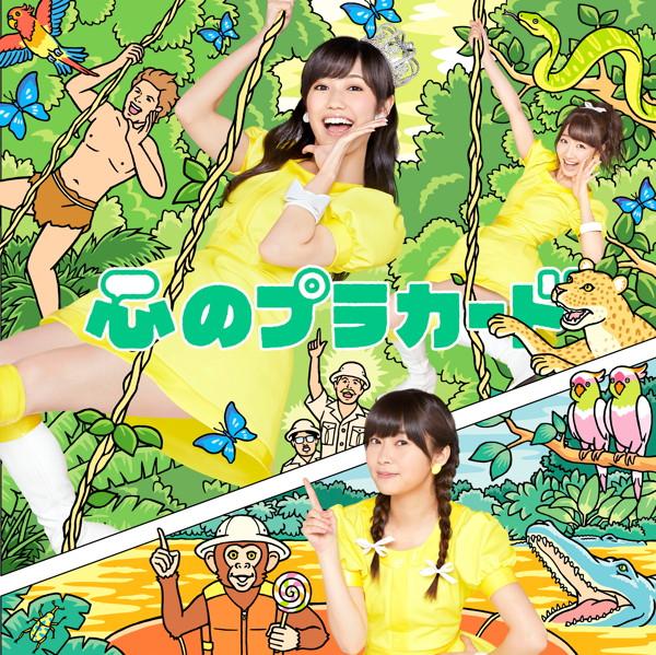 AKB48/心のプラカード(Type C)(DVD付)