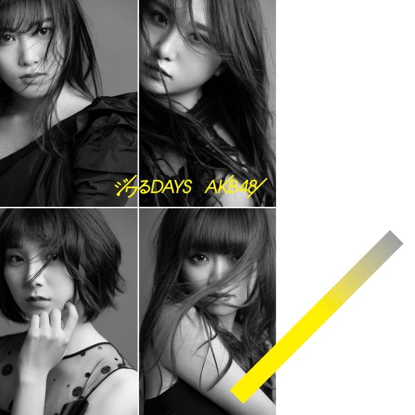 AKB48/ジワるDAYS(Type C)(通常盤)(DVD付)