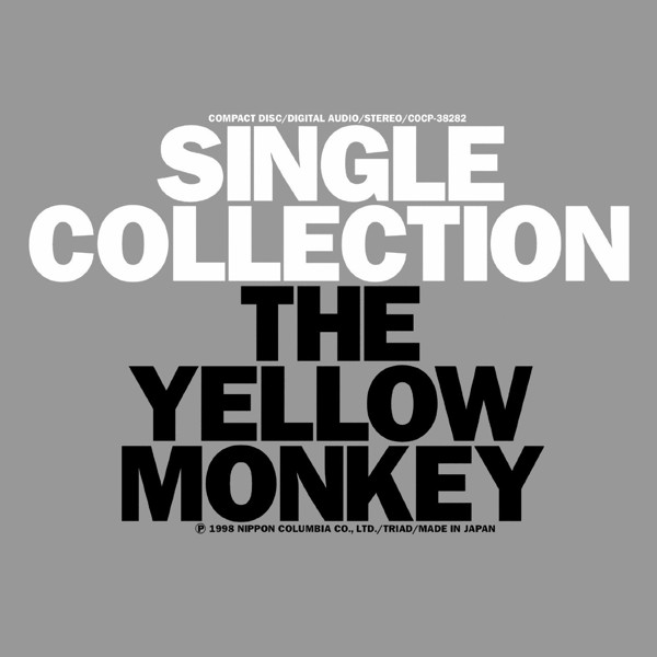 YELLOW MONKEY/SINGLE COLLECTION