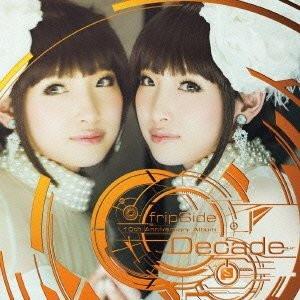 fripSide/Decade(通常盤)