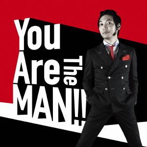 上杉周大/You Are The MAN!!(通常盤)