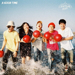 never young beach/A GOOD TIME(初回限定盤)(DVD付)