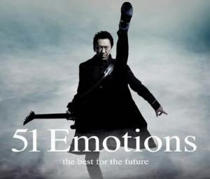 布袋寅泰/51 Emotions-the best for the future- (通常盤)