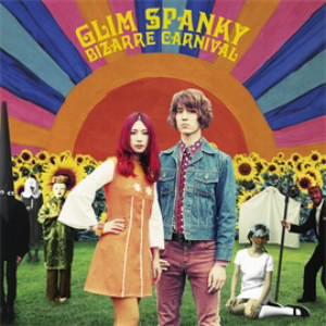 GLIM SPANKY/BIZARRE CARNIVAL(通常盤)