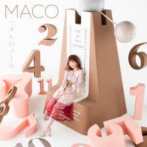 MACO/メトロノーム(通常盤)