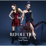 Crystal Kay feat.安室奈美恵/REVOLUTION