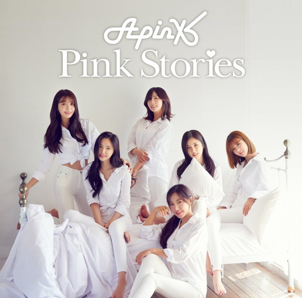 Apink/Pink Stories(通常盤)