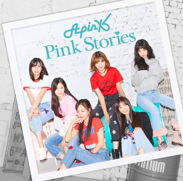 Apink/Pink Stories(初回生産限定盤C ハヨンVer.)